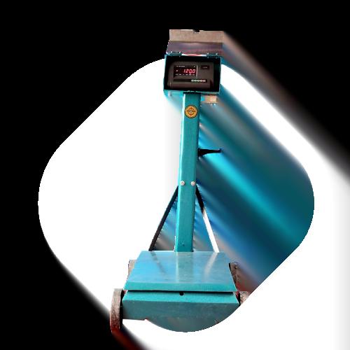 Balanza Electromecánica A12 500 kg