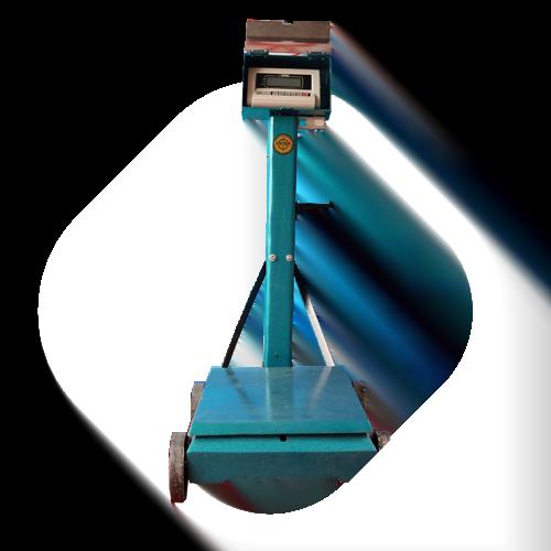 Balanza Electromecánica Henkel 500 kg