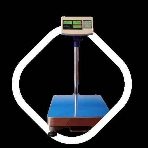 Balanza de Plataforma Accura Sb-51 200 y 300 kg