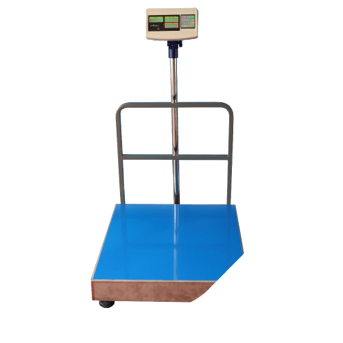 Balanza de Plataforma Accura Sb-51 500 y 600 kg