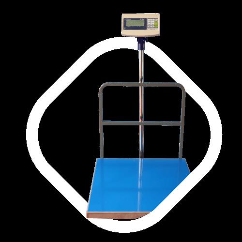 Balanza de Plataforma Accura Sb-53 500 y 600 kg