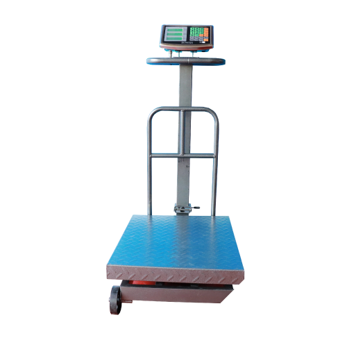 Balanza de Plataforma Patricks 500 y 600 kg