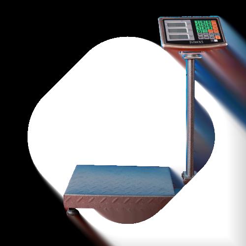 Balanza de Plataforma Patricks 60 y 150 kg