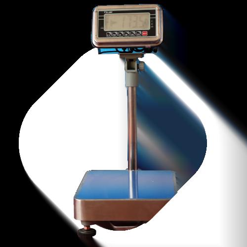 Balanza de Plataforma T-Scale BW 60 y 150 kg