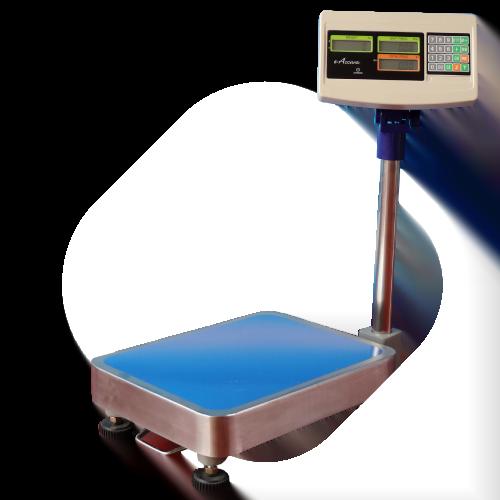 Balanza de Plataforma e-Accura Sb51 60 y 150 kg