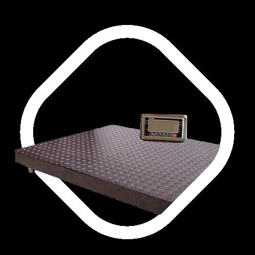 Balanza industrial de rampa T-Scale BW