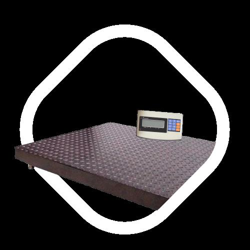 Balanza industrial de rampa e-Accura sb53