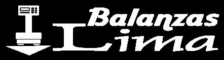 Logo Balanzas Lima Blanco